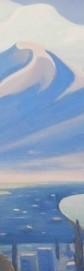 «Памяти Николая Рериха». Юбилейная выставка Святослава Скоробогатова