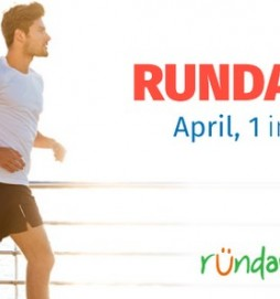 Runday: 5km+общение с иностранцами