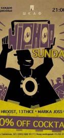 HIP-HOP SUNDAY I SHKAFF